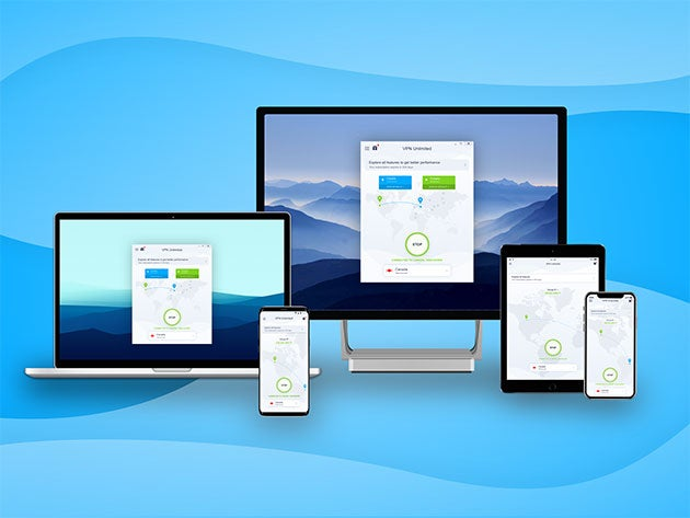 Get a lifetime of VPN protection for $39.99 with VPN Unlimited