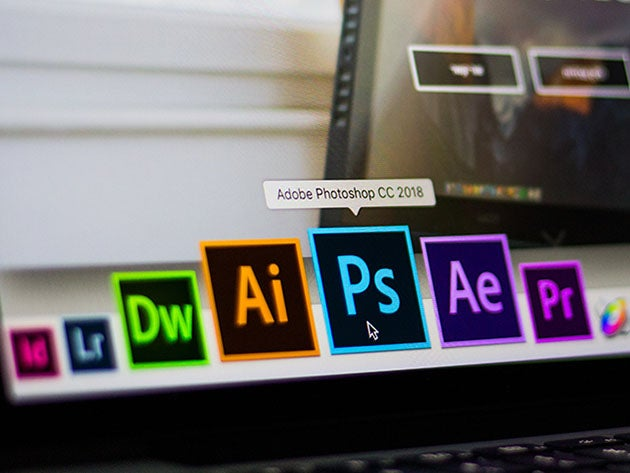 This Adobe Photoshop CC training bundle is just $19 today