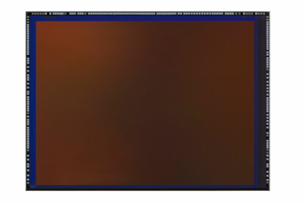 Samsung 108 megapixel sensor