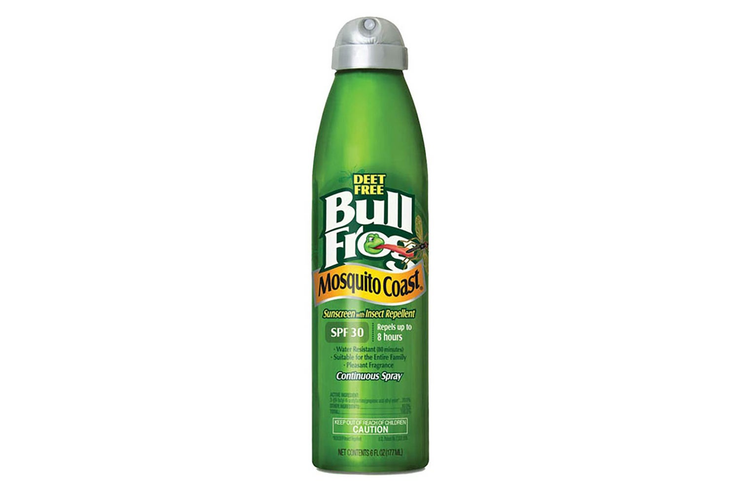 bull frog mosquito sunscreen repellent