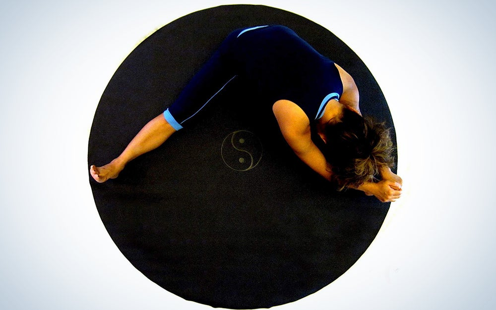 Sisyama Circle Yoga Mat