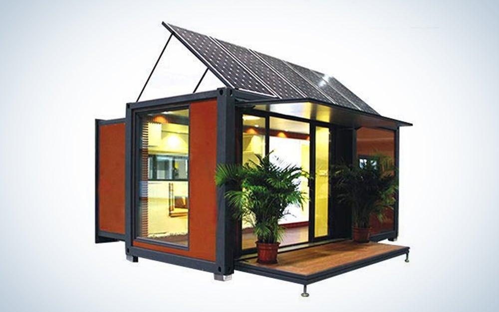 Weizhengheng Expandable Prefab Container House