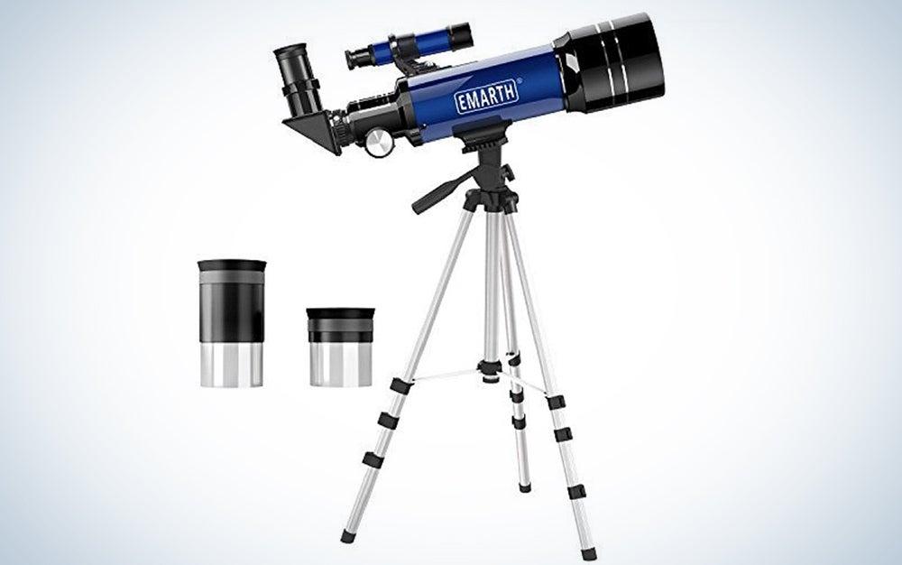 Emarth 70mm Astronomical Refracter Telescope
