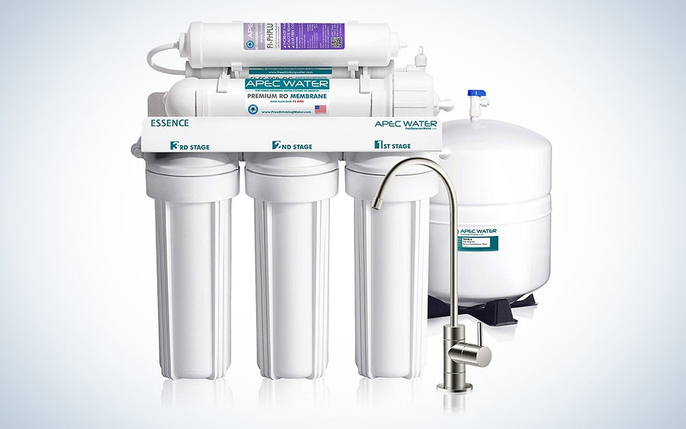 APEC ESSENCE ROES-PH75 Reverse Osmosis Drinking Water Filter System