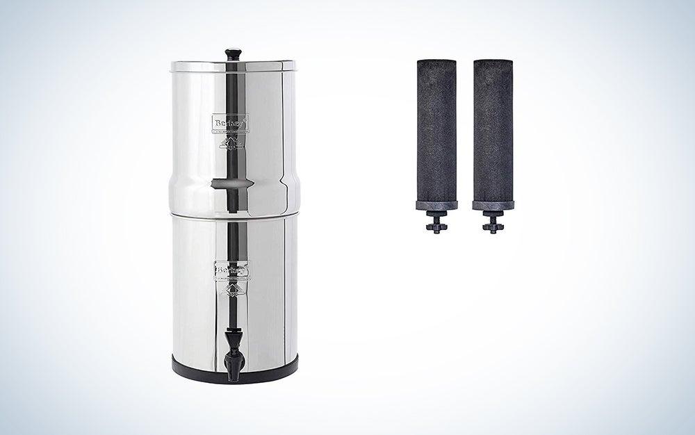 Berkey Gravity-Fed Water Filter
