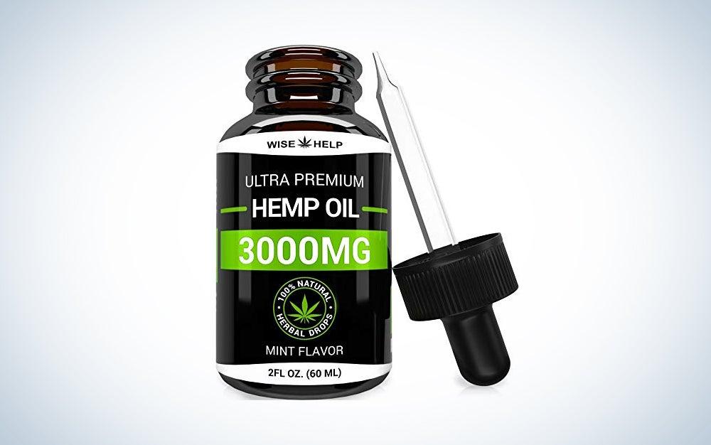 Wise Help Ultra Premium Hemp Oil