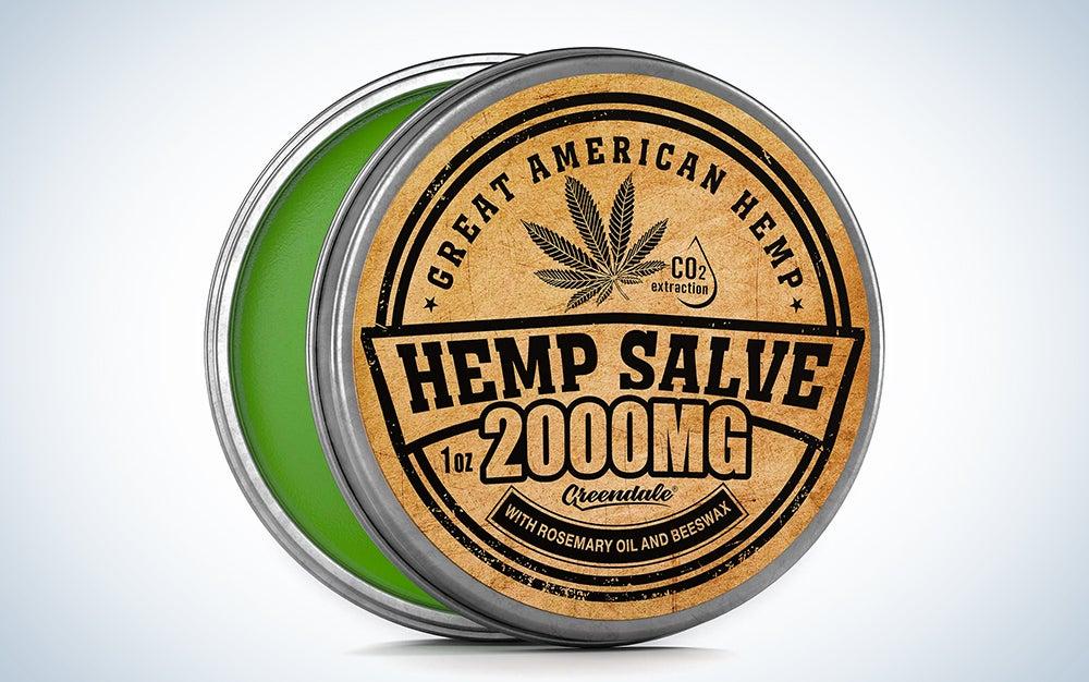 Great American Hemp Hemp Salve