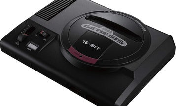 Sega's Genesis Mini is the latest retro console to scratch the vintage video game itch