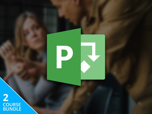 Master Microsoft Project with 17.5 hours of training for under $30