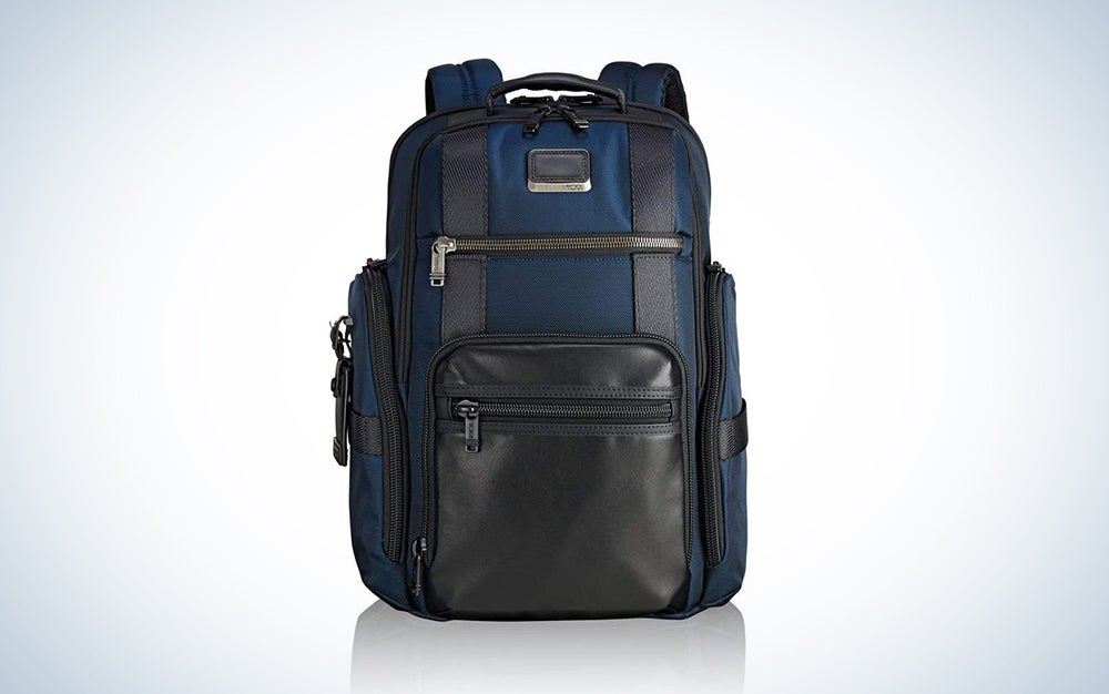 TUMI - Alpha Bravo Sheppard Deluxe Laptop Backpack