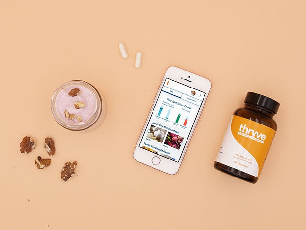 Thryve Gut Health and DNA Testing Kit