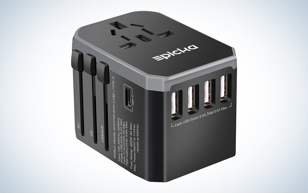 EPICKA Universal Travel Adapter