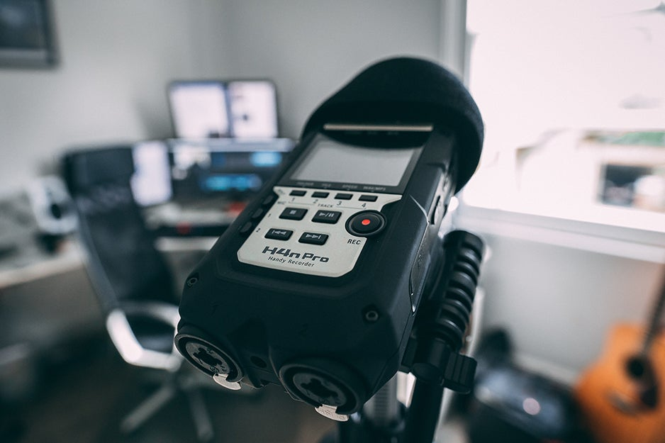 The best gear for recording audio