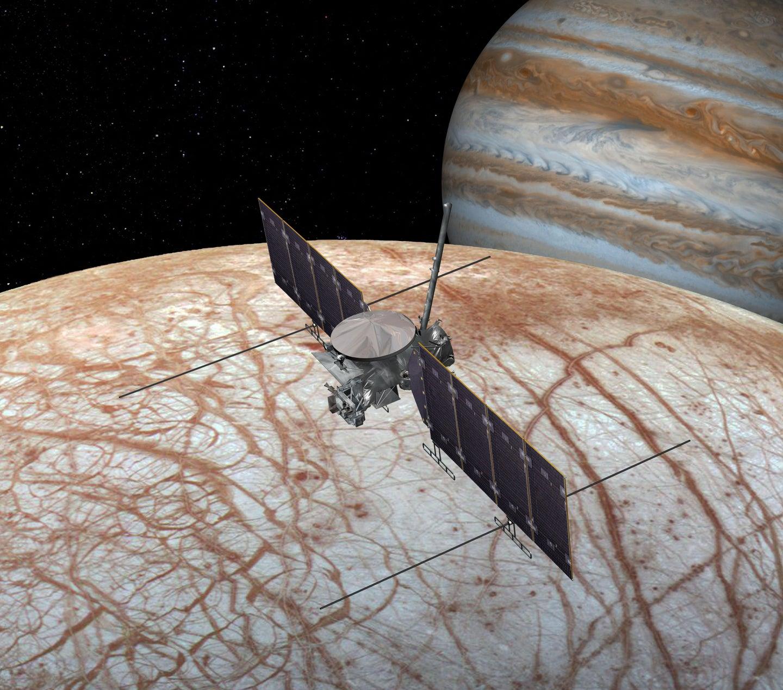 NASA is planning an interplanetary fishing trip