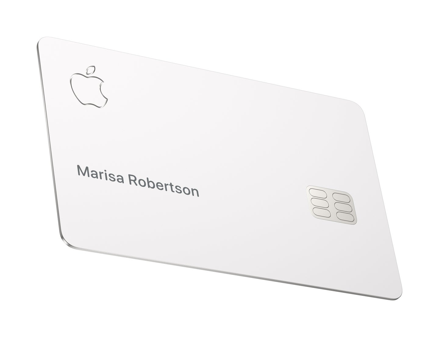 Everything you need to know about the new Apple credit card