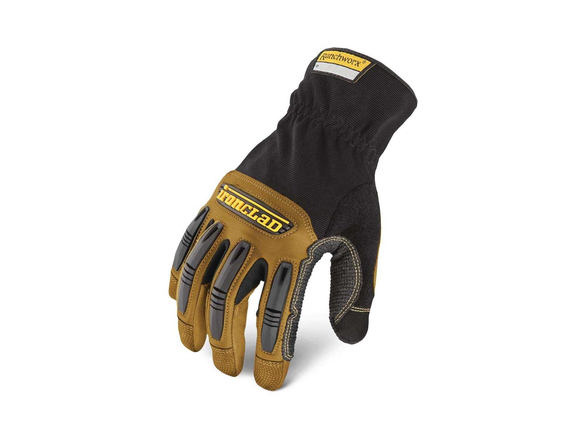 Ironclad Ranchworx Work Gloves RWG2