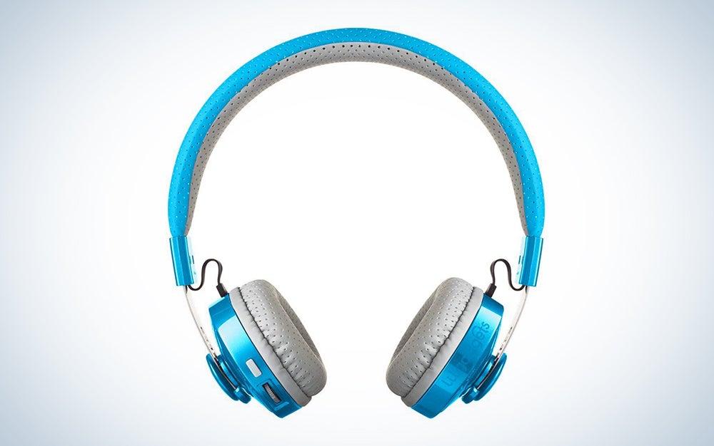 LilGadgets Untangled PRO Kids Premium Wireless Bluetooth Headphones