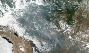 The Amazon rainforest is burning, and humans are to blame