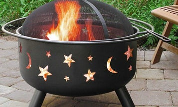 Backyard fire pits to help you transition from summer to fall