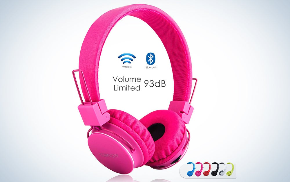 Sodee Kids Bluetooth Headphones