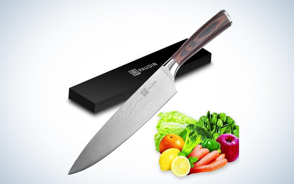 Paudin Pro Kitchen Chef's Knife