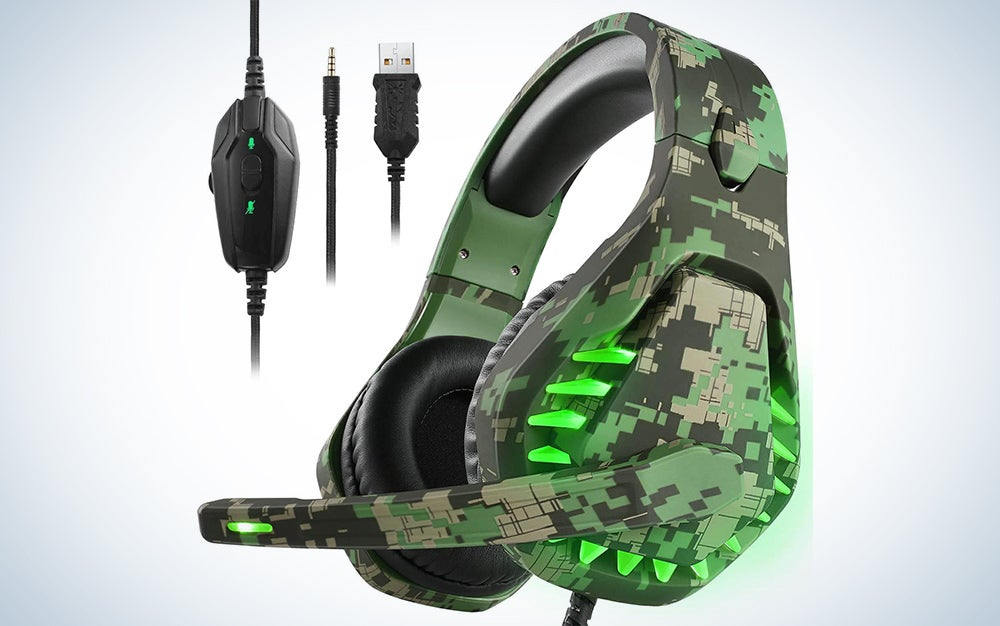 Envel Noise Cancelling Gaming Headset