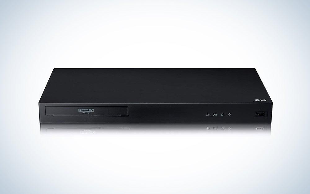 LG UBK80 Region Free Blu Ray Player