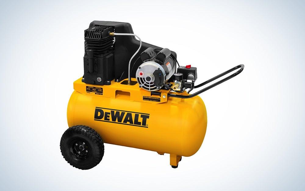 DeWalt 20-Gallon Portable Air Compressor