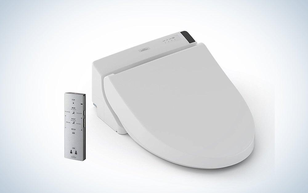 TOTO C200 Washlet Electronic Bidet Toilet Seat