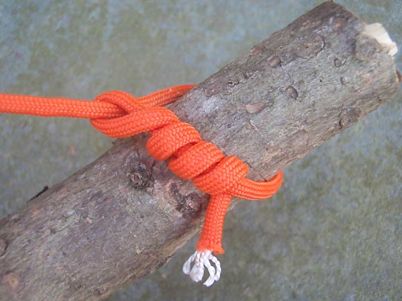 a timber hitch knot