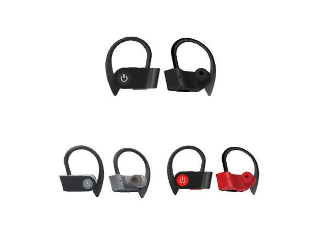 Bluetooth 5.0 Sweatproof HD Sport Earphones