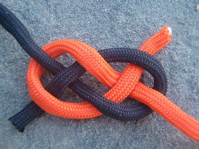 carrick bend knot