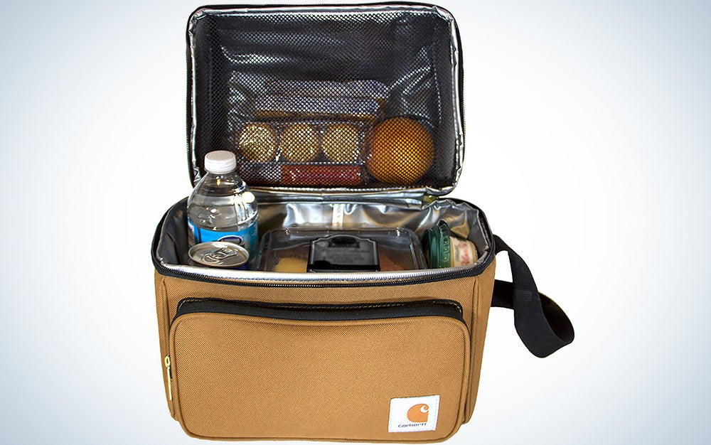 Carhartt Deluxe Dual Compartment Lunch Cooler Bag