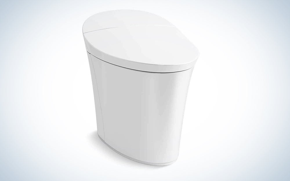 Kohler Elongated Dual-Flush Intelligent Toilet