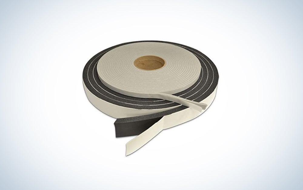 Audimute Soundproofing Acoustic Door Seal Kit - Door Sweep and Seal