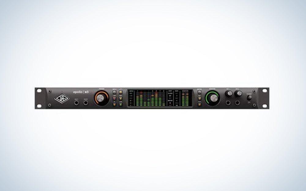 Universal Audio Apollo x8 Thunderbolt Audio Interface