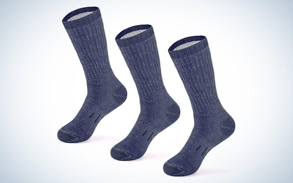 Meriwool Merino Wool Hiking Socks