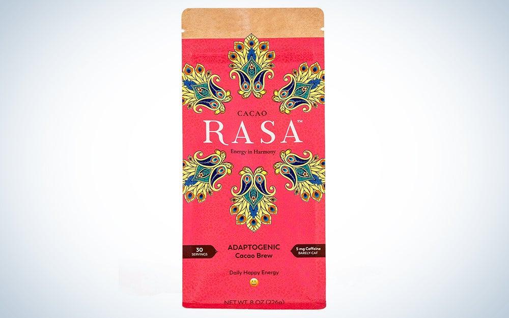 Cacao Rasa Coffee Alternative with Chaga + Reishi for All-Day Energy