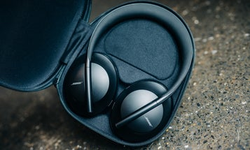 The Bose noise-cancelling headphones 700 are the strongest around