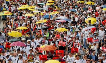 Stop saving your umbrella for a rainy day