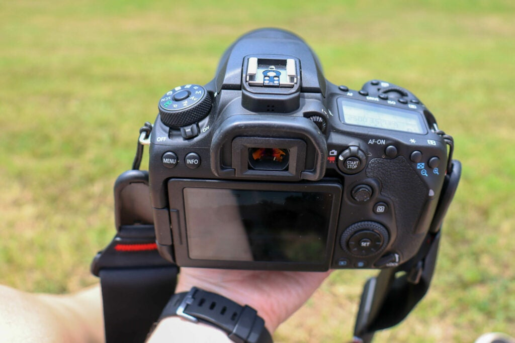 Canon EOS 90D DLSR Camera