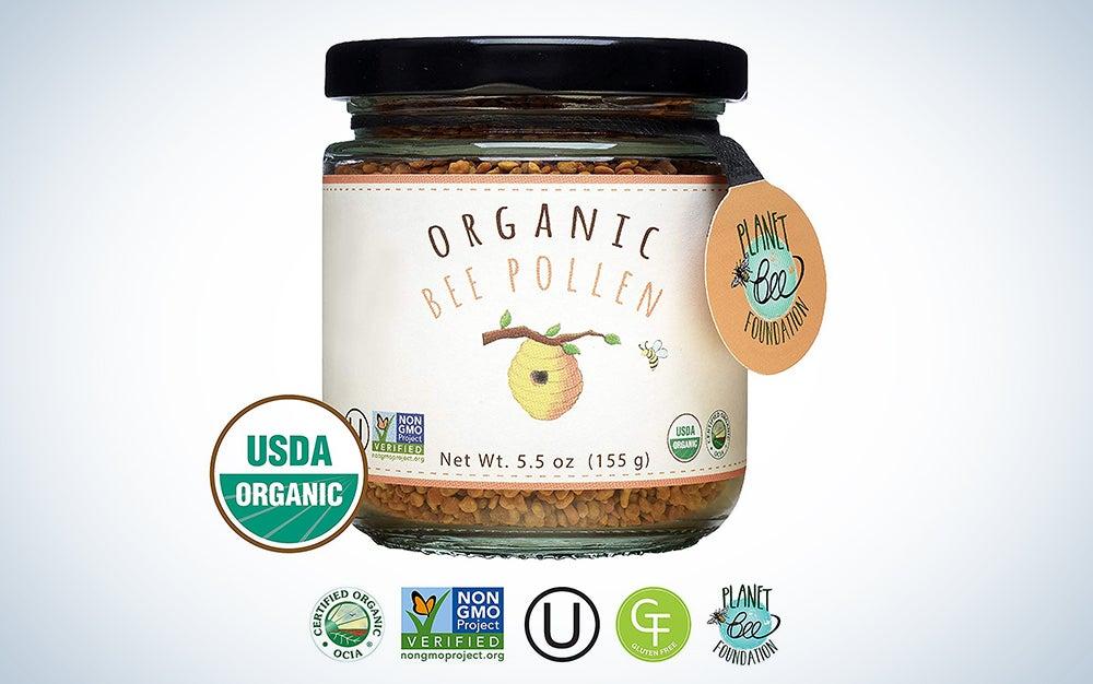 Organic GREENBOW Organic Bee Pollen