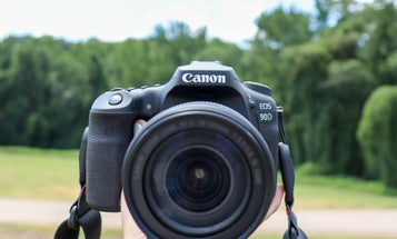 Hands on with the 32.5-megapixel Canon EOS 90D DSLR