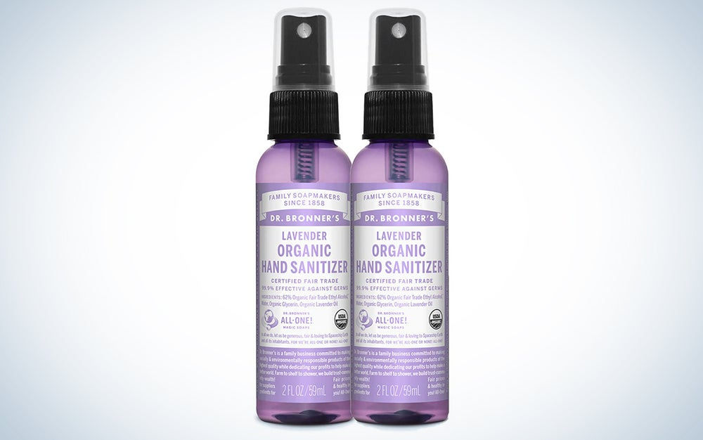 Dr. Bronner's - Organic Hand Sanitizer Spray