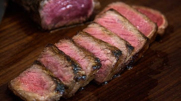 How to grill the perfect steak indoor