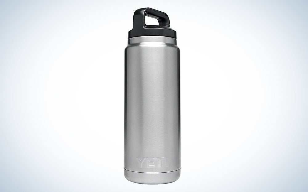 YETI Rambler 26-Ounce Vacuum Insulated Stainless Steel Bottle