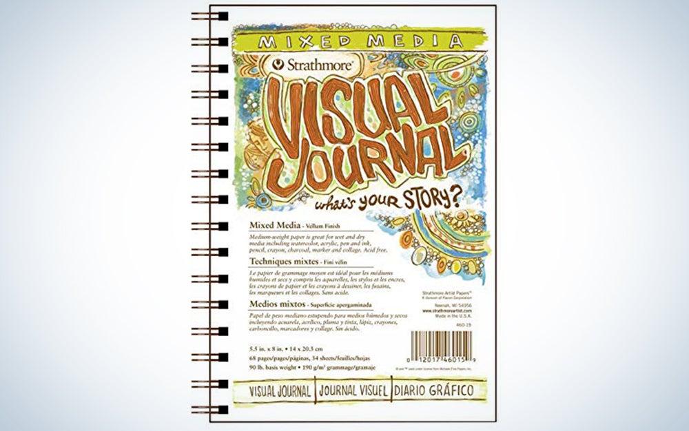 Strathmore 500 Visual Mixed Media Journal