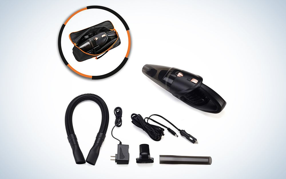MEG Handheld Car Vacuum