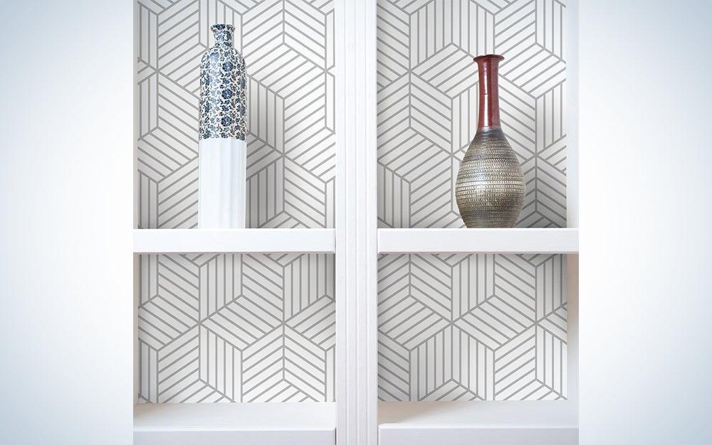 Roommates Peel-and-Stick Wallpaper