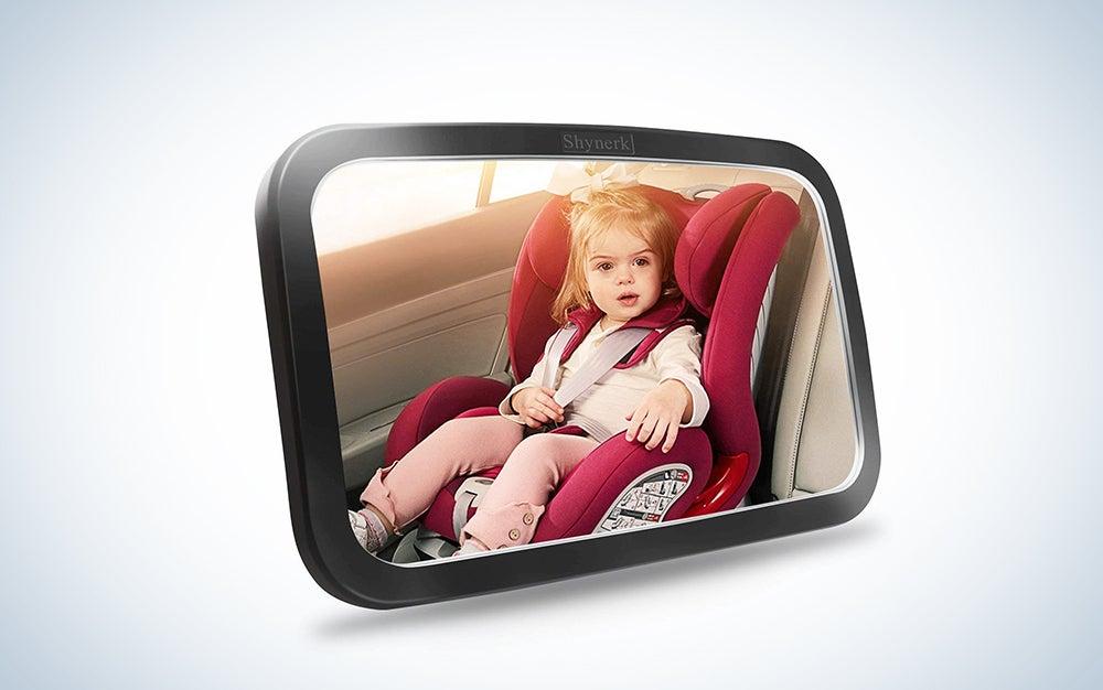 Shynerk Baby Car Mirror
